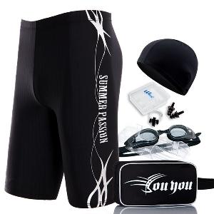 Плувен комплетк - очила клин несесер шапка