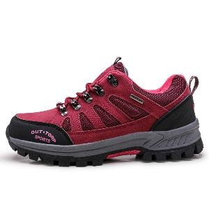 Есенни зимни  цветни дамски и мъжки обувки - 13 модела
