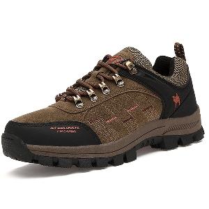 Мъжки и дамски туристически обувки с дебела подметка - 17 модела
