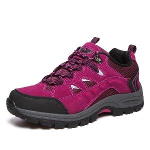 Дамски и мъжки цветни туристически обувки - 13 модела