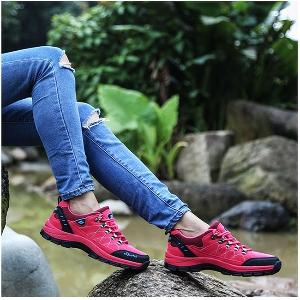 Пролетни леки мъжки и дамски туристически обувки - 15 модела