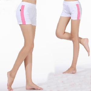 Къси панталони за йога