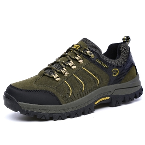 Пролетни и есенни мъжки туристически обувки - 18 модела