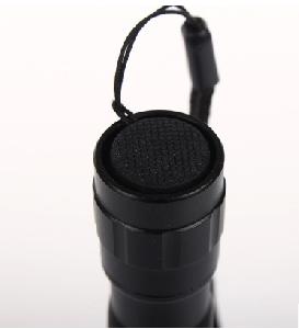 Джобно фенерче - черен цвят