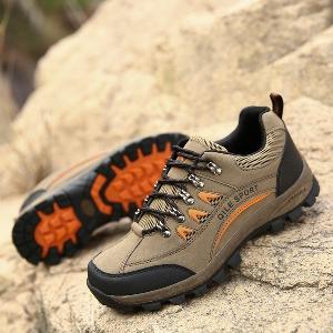 Пролетни и летни мъжки туристически обувки - 6 модела
