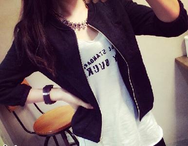Дамско пролетно тънко яке - модерно и стилно в два цвята