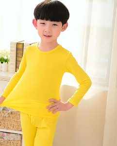 Детски комплект за момчета и момичета от блуза и панталони - лилави, розови, оранжеви, сини, зелени и жълти