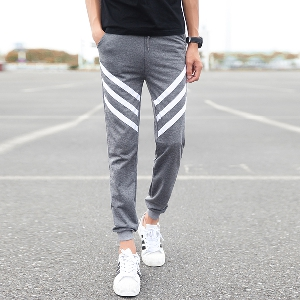 Мъжки  пролетни спортни панталони - 14 модела