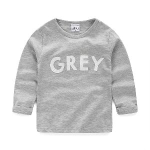 Παιδικά ανοιγηάτικα μπλουζάκια για αγόρια σε τέσσερα χρώματα - μπλε ... b9360fea905