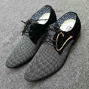 Мъжки стилни обувки 2 модела 6 цвята