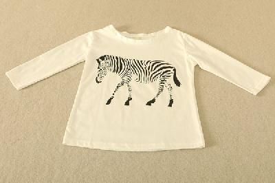 Дамски комплект - гащеризон с блуза зебра