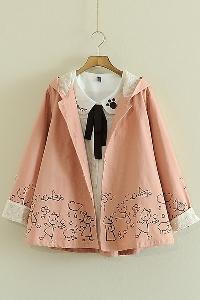 Дамско пролетно яке - стандартен размер