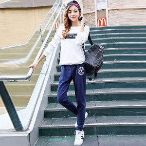 Дамски спортни панталони в три цвята