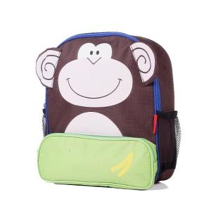 Детски красиви раници - топ модели с изображения на калинка, маймунка, динозавърче, тигърче, бухалче - за детска градина и учили