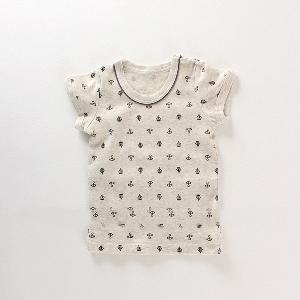 Детска лятна тениска за момчета