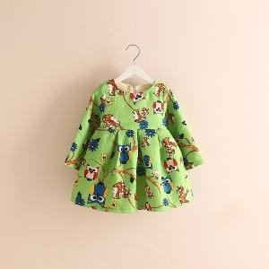 Детски рокли различни модели за момичета