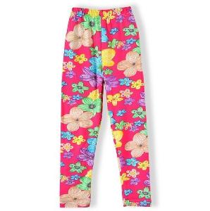 Детски дълги панталони за момичета - еластични и цветни в няколко модела