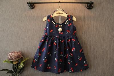 Детски рокли за момичета - 7 топ летни модела