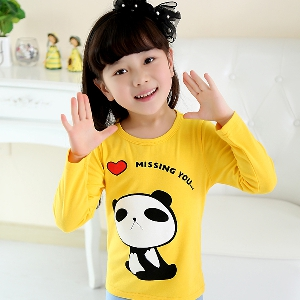 Детски блузи с дълъг ръкав за момичета - 42 модела