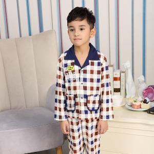 Детски пижами за момчета 7 модела