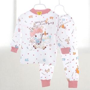 Детски пижами за момчета и момичета 3 модела