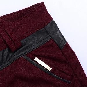 Дамски къси панталони  Нови пролет , есен  2016