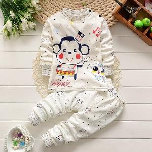 Детски пижами за момчета и момичета Хелоу Кити, маймунка, патенце, мечета и други - 11 модела