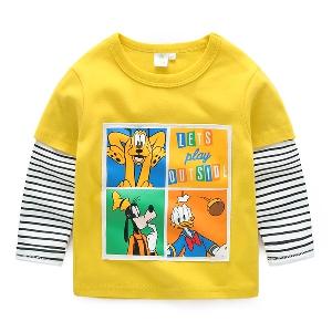 Детски тениски с анимационни герои от Дисни