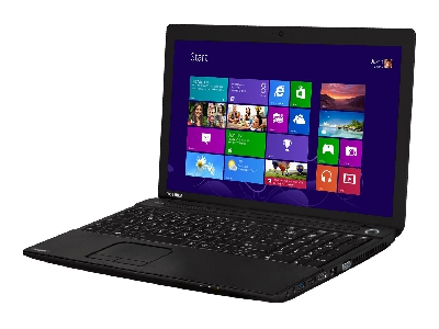 Лаптоп Toshiba C50D-11Q 15.6\' Cheapest Dual Core Laptop AMD E-1200 15.6\' 2GB RAM 500GB