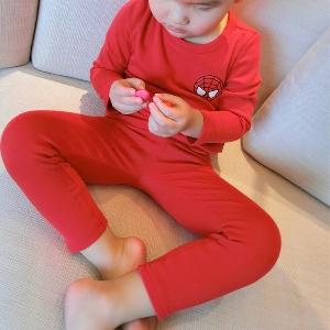 Детски пижами за момчета 4 цвята