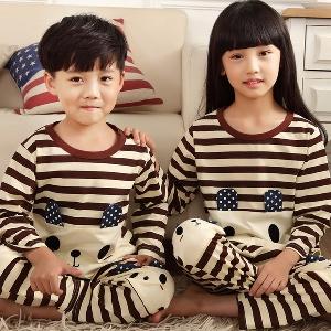 Детски пижами за момчета и момичета -  23 модела