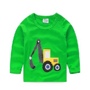 Детски тениски за момчета с  дълъг ръкав 24 модела