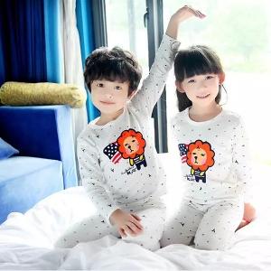 Детски пролетни пижами за момчета и момичета - 22 модела