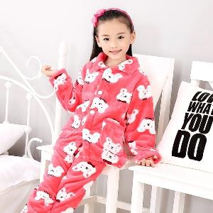 Детски есенно-зимни пижами за момчета и момичета - 22 различни модела