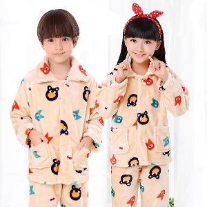 Детски пролетни пижами за момчета и момичета в много различни цветове - 16 модела