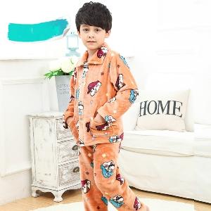 Есенно-зимни детски пижами за момчета и момичета - 20 различни модела