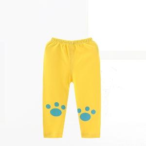 510b526405d Παιδικά βαμβακερά παντελόνια για αγόρια και κορίτσια σε πράσινο, κίτρινο,  πορτοκαλί, μπλε,