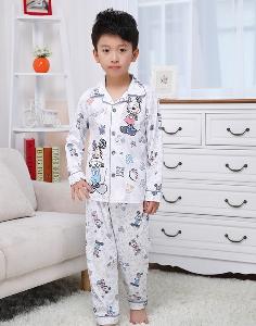 Детски пролетни пижами за момчета и момичета Хелоу Кити,Мики Маус,маймунка и други - 19 модела