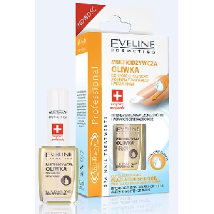 Подхранващо олио за нокти, Eveline, 12 мл