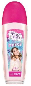 Део-парфюм за момичета Disney Violetta Dance, 75 мл