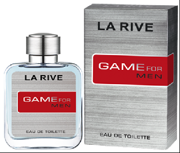 EDT La Rive Game for Men, 100 мл
