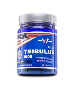 MEX Pure Tribulus 1000 / 60 Tabs. /  Тестостеронови Модулатори