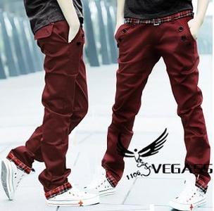 Мъжки небрежни отпуснати панталони стил ърбън - 5 модела