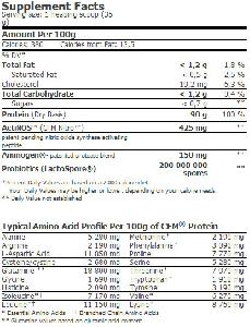 AMIX CFM Nitro Protein Isolate 1.000 кг. / Суроватъчен Протеин
