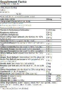 AMIX Detonatrol 90 капс. / изгаряне на мазнините