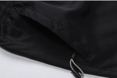 Летни тънки къси панталони тип шорти за мъже - 4 модела