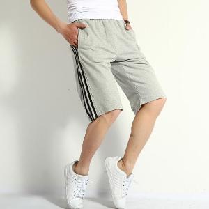 Памучни мъжки летни къси панталони  - 6 модела