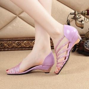Дамски сандали три цвята