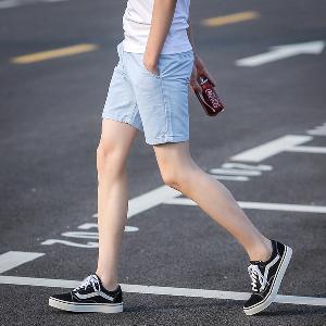 Мъжки къси летни панталони - 3 модела
