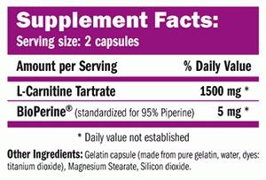 AMIX CarniLine ® 1500мг. / 90 капс./ изгаряне на мазнините